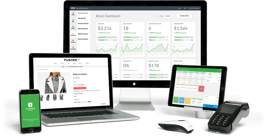 vend cloud accounting software pos