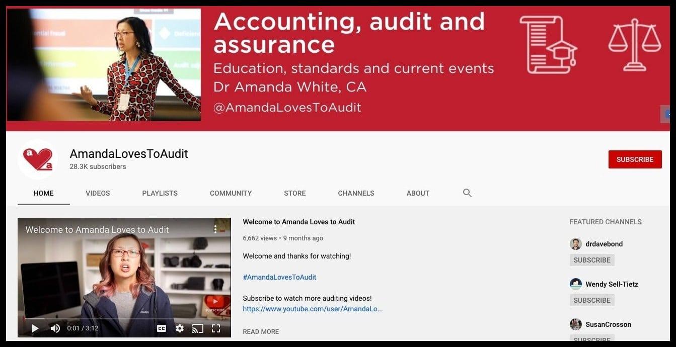 amanda-audit