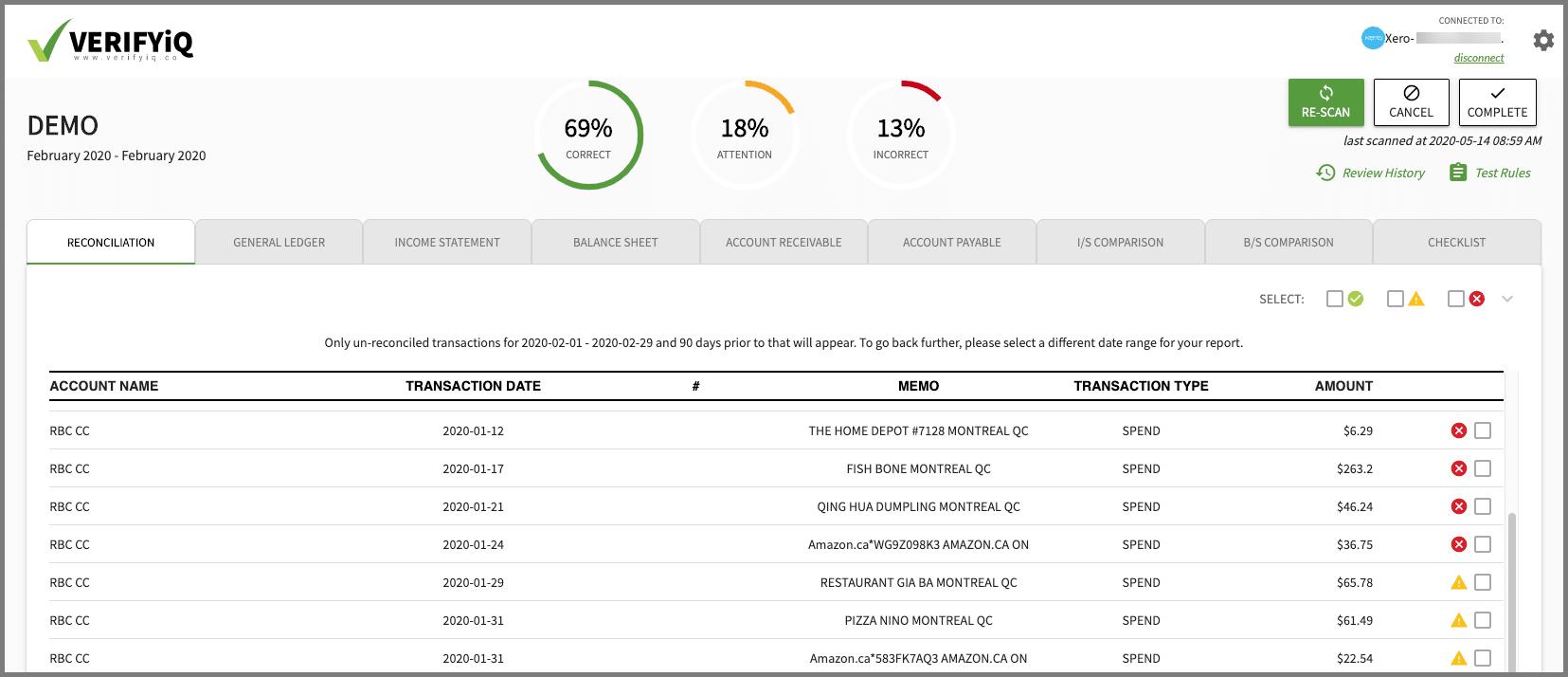 verifyiq accounting automation
