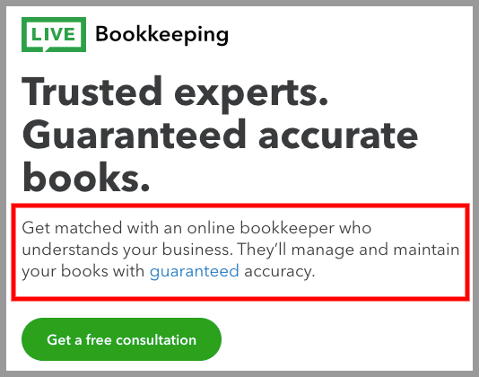 future of accounting quickbooks live
