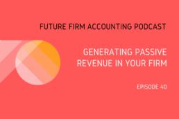 Passive Revenue